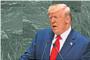 트럼프 미 대통령의 '종교자유 보호에 관한 세계적 요청' UN 기조연설