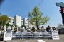 서울시 교육청 앞, 근조화환이 놓인 배경은? '학생인권종합계획 즉각 중단 요청